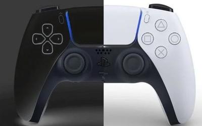 PS5新手柄配色曝光:红黑/灰黑双色 上市时间未知
