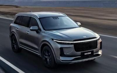 理想ONE销量登顶4月新能源SUV榜 险胜特斯拉Model Y