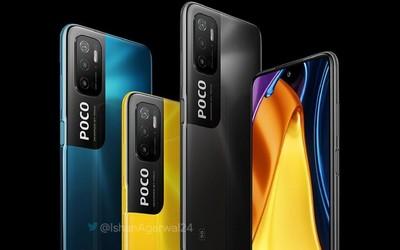 POCO M3 Pro 5G渲染图曝光 将于5月19日在海外推出