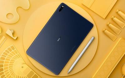 Q1中国平板电脑市场出货量约625万台 华为份额第二