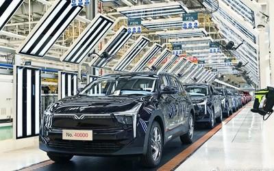 哪吒汽车总产量数累计突破了40000台!周鸿祎叫好