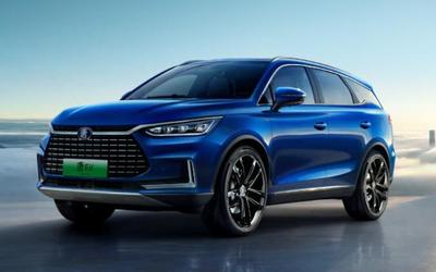 """曝比亚迪全新纯电动SUV代号为""""UX"""" 或将于明年投产"""