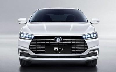 比亚迪秦EV面向网约车市场推出新增车型 16.98万元