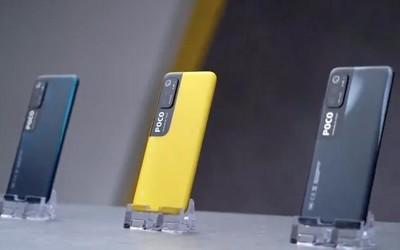 POCO M3 Pro 5G发布!搭载天玑700芯片支持18W快充