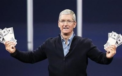 法官稱蘋果傭金高得不成比例 庫克表示這是應得的
