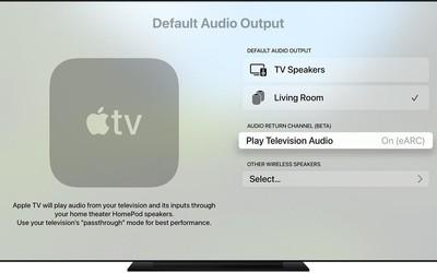 你的音箱又升值了!HomePod現可作為電視音源使用