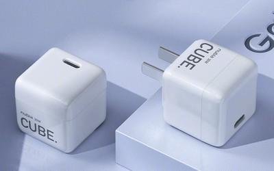 努比亞兩款氮化鎵充電器開啟預售 插口可折疊便于攜帶