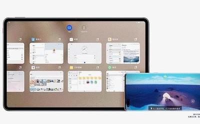 华为手机平板等超百款设备将陆续升级HarmonyOS 2