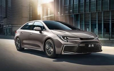 广汽丰田凌尚跃级上市 搭载2.0L发动机 售14.88万元起
