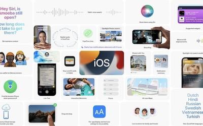 苹果各大OS开发者内测版即日推送 正式版秋天上线!