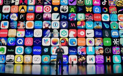 记WWDC2021:穿越屏幕的空间旅行 闪着光望向远方