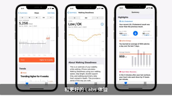保持联系保持健康 让iOS 15与watchOS 8解救被束缚的你