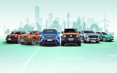 长城汽车成绩单公布!5月销售86965辆 同比增长6.2%