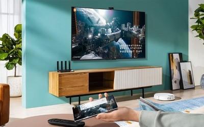华为智慧屏全系列降价 SE 65英寸版限时优惠300元
