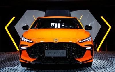 第三代MG6 Pro正式亮相!凌厉外观潮流配色彰显新潮