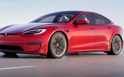 又双叒涨价 特斯拉Model S Plaid美版售价上调1万美元