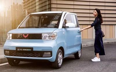 已购五菱宏光MINI EV可继续在沪上绿牌 还有转机?