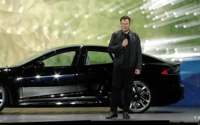 特斯拉新款Model S Plaid版开始交付 百公里加速2.1秒