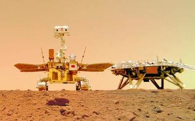国家航天局:天问一号任务实现了中国航天史的6个首次