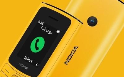 可能是最便宜的4G手机 诺基亚110/诺基亚105发布