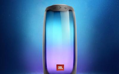 张哲瀚同款!JBL PULSE4黑色款蓝牙音箱限量发售