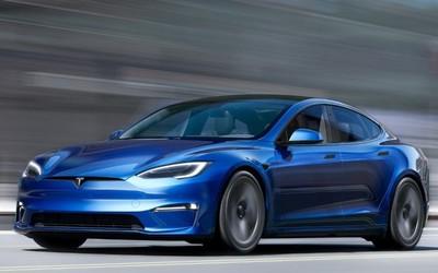 特斯拉Model S Plaid没有换挡杆 教你怎么实现倒车