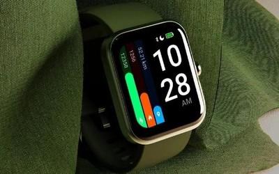 boAt Watch Xtend智能手表在印度發布 售價約260元