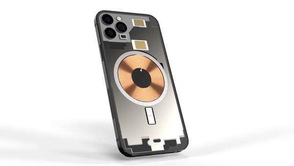 传iPhone 13支持反向充电
