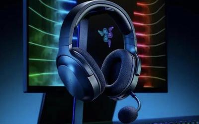 雷蛇梭鱼X无线游戏耳麦推出 跨平台兼容 售699元!