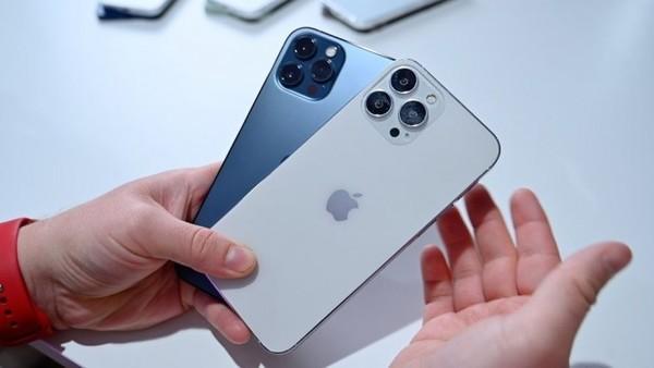 iPhone 13 Pro Max涓巌Phone 12 Pro Max