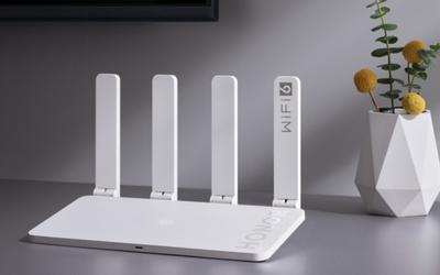 荣耀路由3 SE开启预售 搭载千兆接口 支持Wi-Fi 6连接
