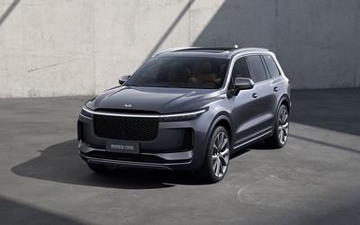 继理想X01之后 理想汽车X03曝光 预计2023年发布