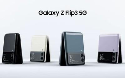 三星Z Fold3/Z Flip3和Buds 2欧洲售价曝光 Flip3便宜了