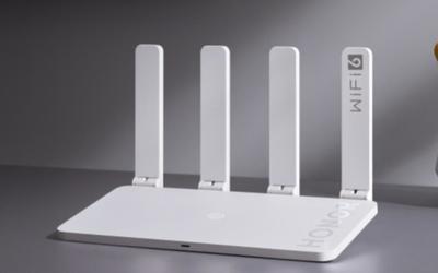 荣耀路由3 SE明日开售 支持5GHz网络和Wi-Fi 6 售199