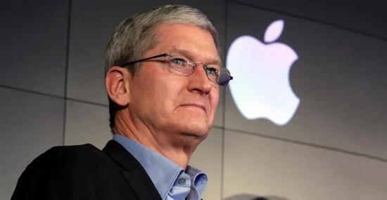 蘋果CEO庫克