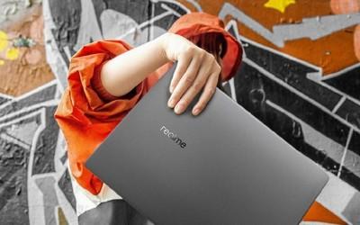realme副总裁谈首款笔记本电脑:屏幕绝佳 闭眼可买