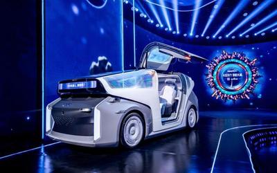 百度世界大會2021解析:假龔俊和真汽車機器人同臺