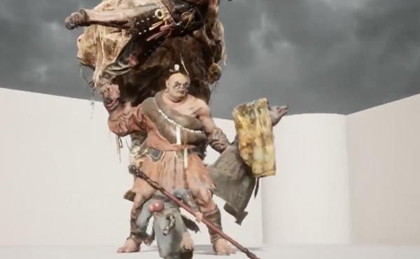 《黑神話:悟空》演示視頻