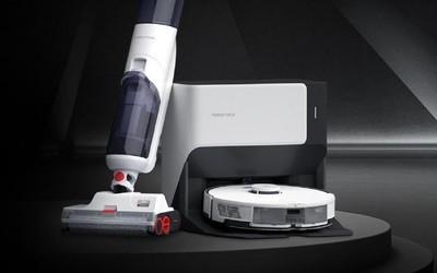 石头科技智能双刷洗地机U10再秀黑科技 8月25日发布