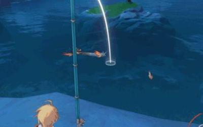 """《原神》2.1版本即将更新 """"钓鱼""""玩法说明预告来了!"""