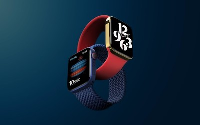 Apple Watch Series 7外观大更新 屏幕像素数增加16%
