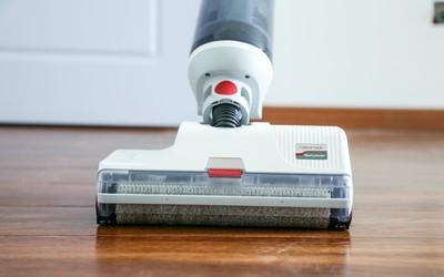 石頭智能雙刷洗地機U10:智能自清潔不止聰明一點點