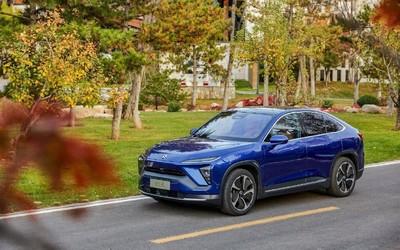 蔚來ES8獲歐盟新車安全評鑒五星認證 即將在挪威上市