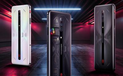3999元起!紅魔游戲手機6S Pro開售 驍龍888 Plus加持