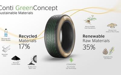 德国大陆集团发布全新轮胎产品 电动车续航可提升6%