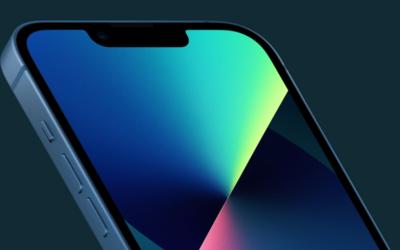 iPhone 13外观新变化!刘海变小 镜头模组对角线排列