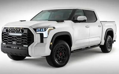 新款丰田坦途将于9月19日发布!六缸发动机或是标配