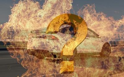 特斯拉撞树发生火灾 外媒质疑特斯拉汽车的安全性