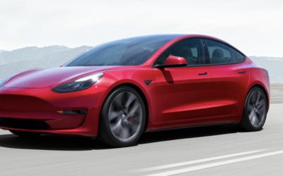 特斯拉美国长续航版Model Y和Model 3交付时间变更 !