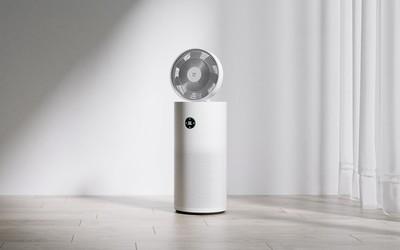 1999元!米家循环风空气净化器发布 净化凉风循环合一